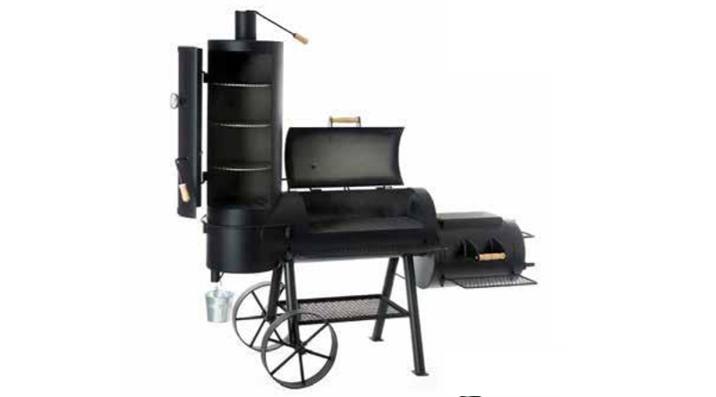 "16"" Joe`s BBQ Smoker®  Chuckwagon®  Standgerät"