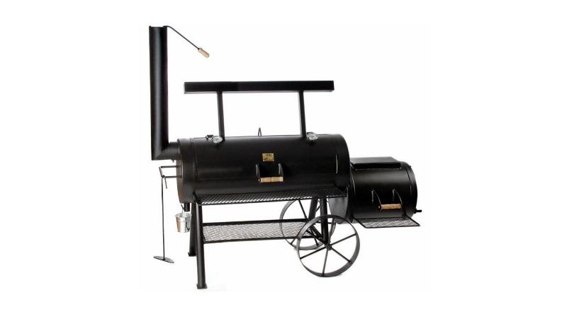 "Joe's BBQ Smoker 20"" Championship Longhorn Standgerät"