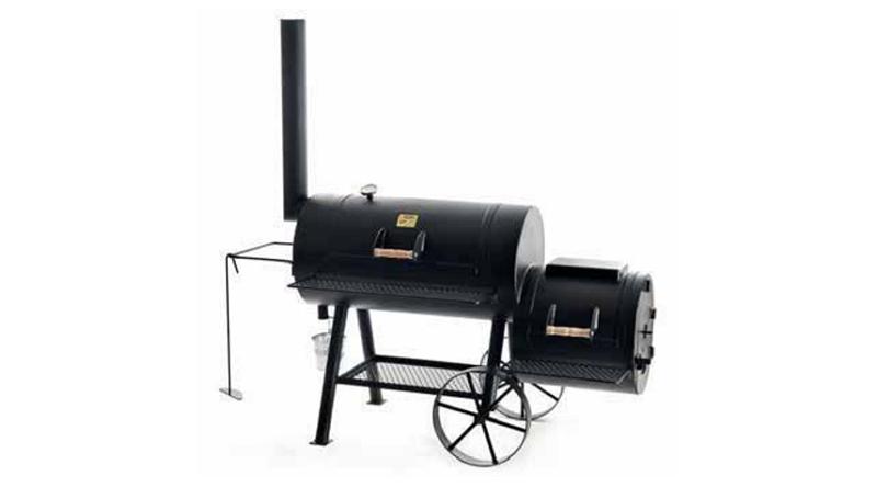 "20"" Texas Classic Smoker"