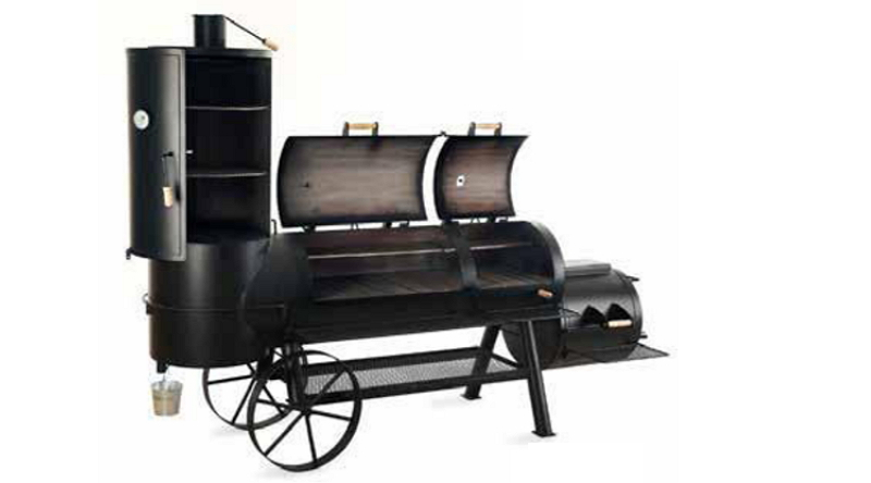24 Zoll Joe`s Extended Catering Smoker® Gastro Catering BBQ Standgerät
